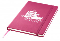 Discovery A5 Journal - Pink Only