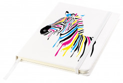 Discovery A5 Journal - Solid White Only