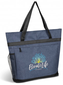 Gypsy Conference Tote - Blue - Blue Only