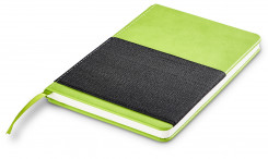 Flux Midi Notebook - Lime Only
