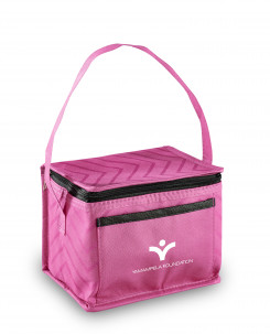 Waverly 6-Can Cooler - Pink - Pink Only