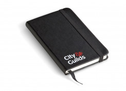 Stanford A5 Notebook (No Loops) - Black Only