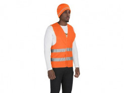 Safety-First Beanie - Orange Only