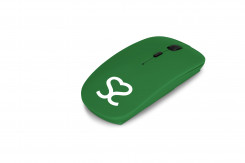 Omega Wireless Optical Mouse - Green Only