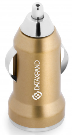 Circuit Executive Usb Car Charger - Gold - Gold Only