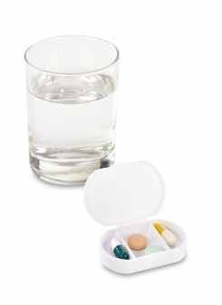 Trizone Pill Box