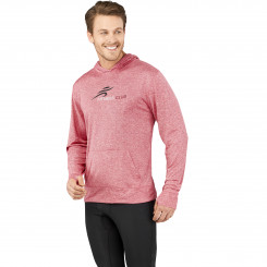 Mens Fitness Lightweight Hooded Sweater