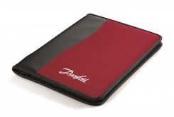 Freestyle A4 Zip-Around Folder - Red Only
