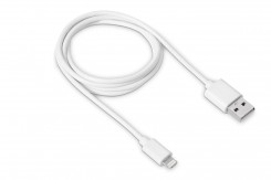 PromoCharge Connector Cable - Solid White Only