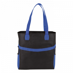 BB0076 - Shopper with Side Pockets