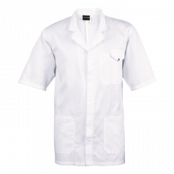 All-Purpose Short Sleeve Lab Coat (LAB-ALL)