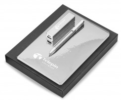 Prestige Two Gift Set - Silver Only
