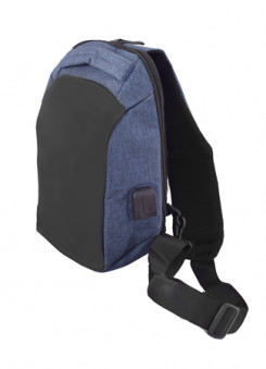 Anti-Theft Tablet Shoulder Bag