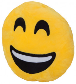 Emoji Cushion - Smiley