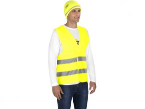 Safety-First Beanie - Yellow Only