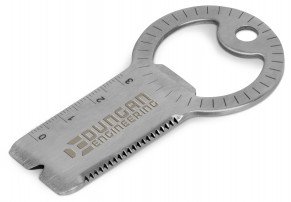 Scouts Multi-Functional Tool - Silver Only