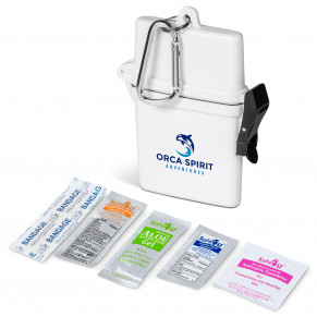 Scout Water-Tight First Aid Kit