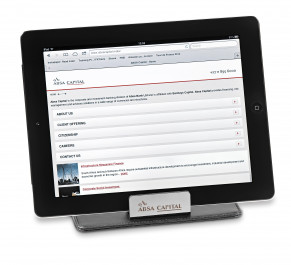 Standpoint Tablet Stand