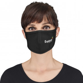 Alto Adults Double-Layer Tie-Back Face Mask (Pack of 50)