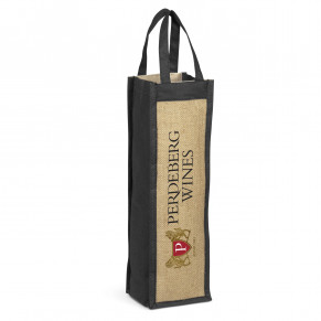 Bordeaux Single Wine Tote