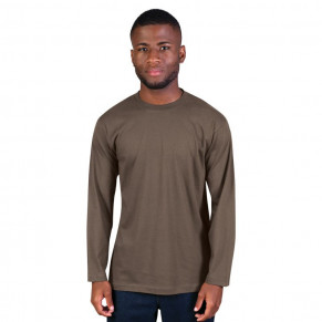 170g Combed Cotton L/Sleeve T-shirt