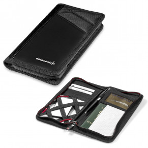 Elleven Zip-Around Travel Wallet