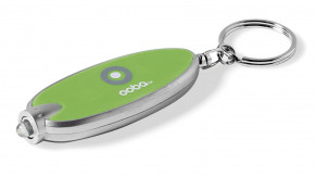 Lucent Torch Keyholder - Lime Only