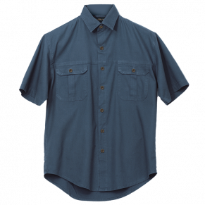 Mens Plain Bush Shirt (LO-BUSH)