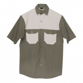 Two Tone Bush Shirt (LO-TBUSH)