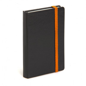A6 Mini Notebook with Strap