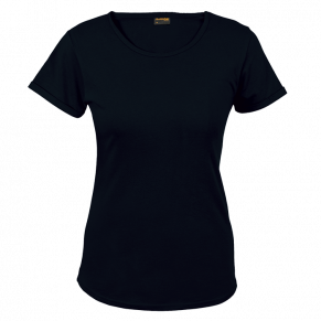 Ladies 145g Barron Crew Neck T-Shirt (LTST145B)