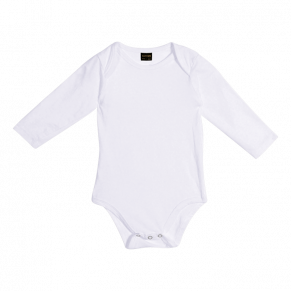 Barron Long Sleeve Babygrow (Pack of 2) (TST-180LK)