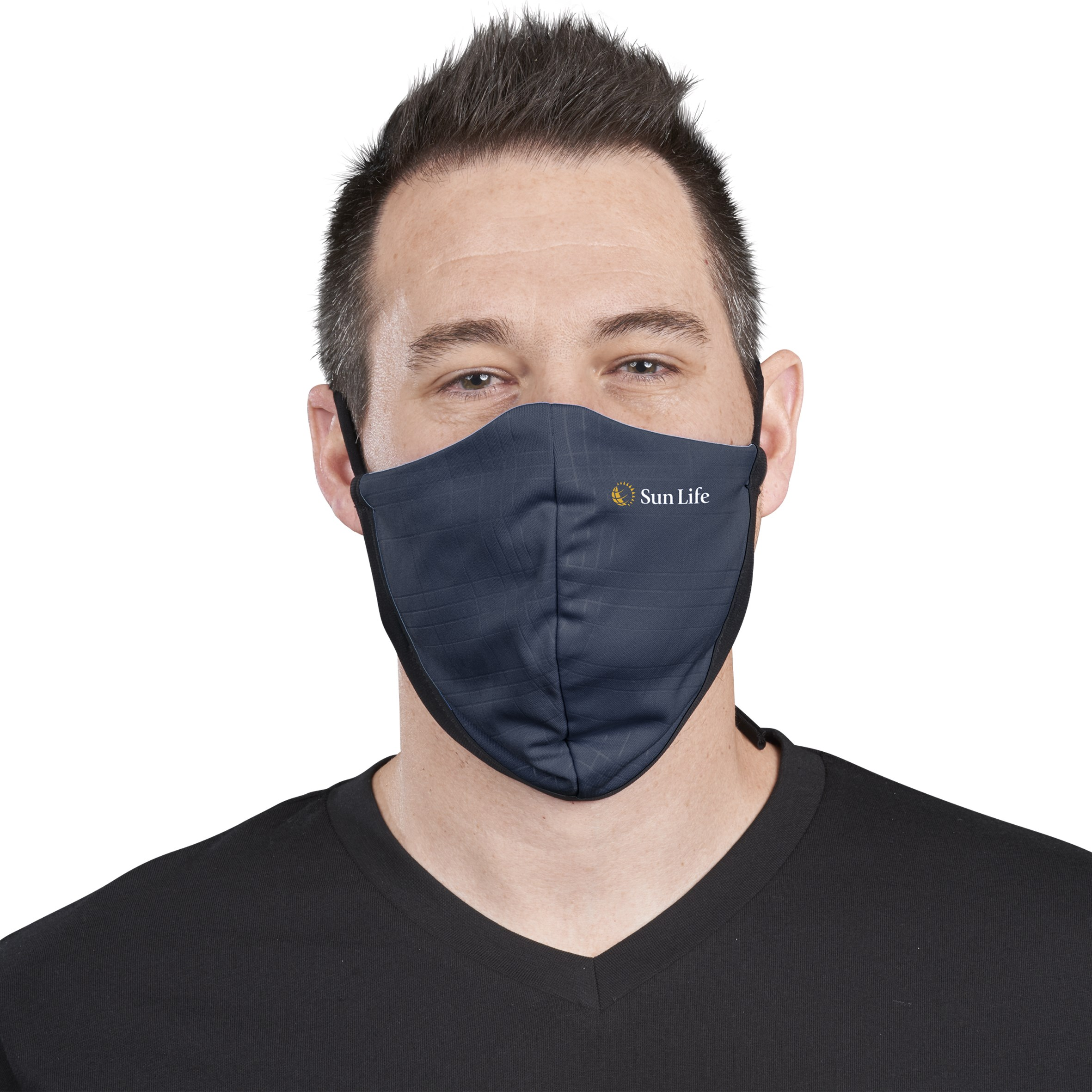 Eva & Elm Sullivan Triple Layer Adults Face Mask