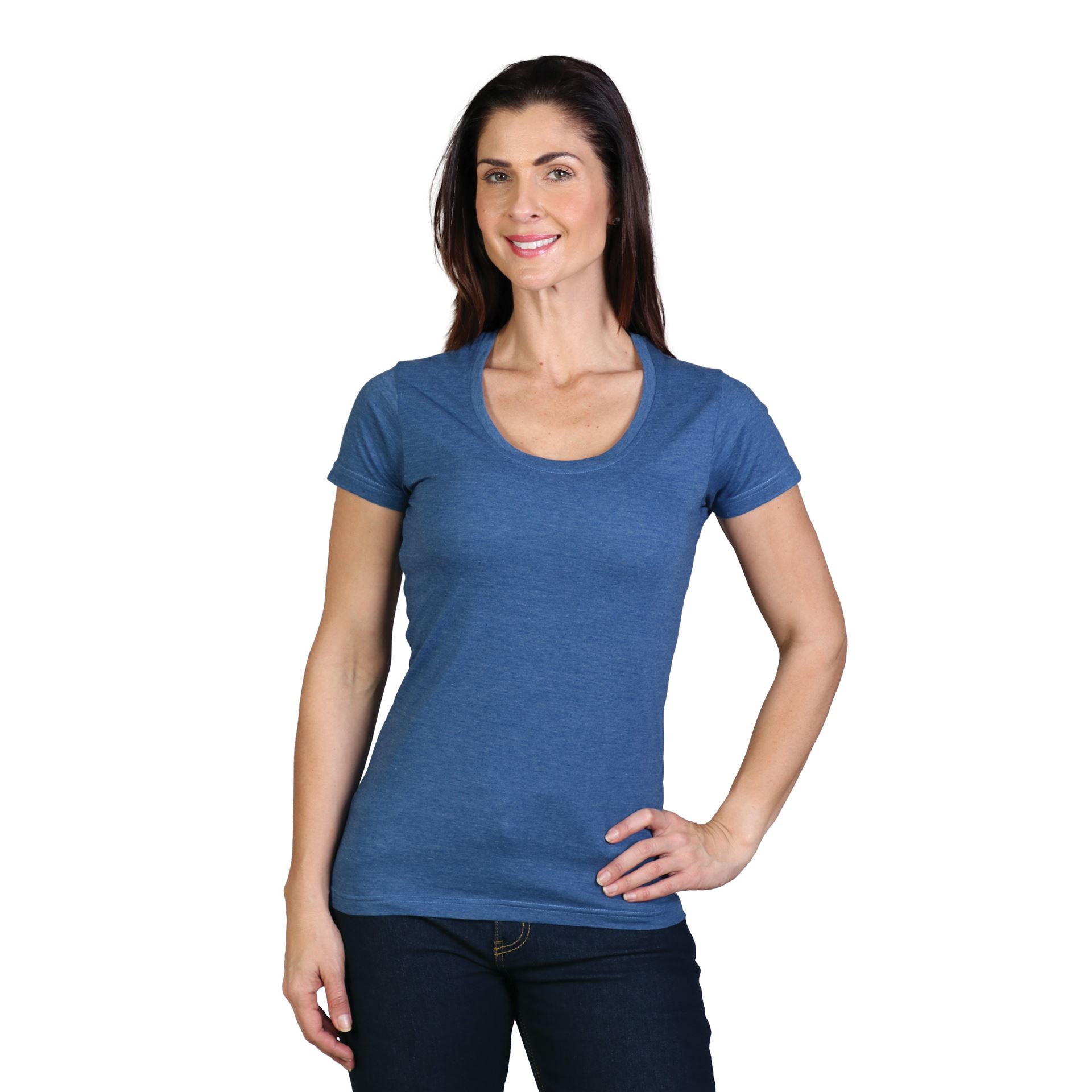 Ladies 150g Fashion Fit T-Shirt