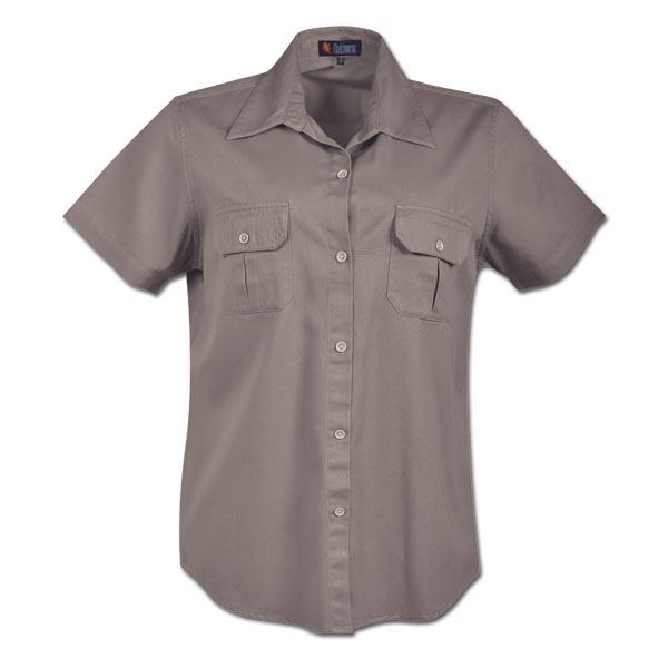 Ladies Heavy Duty Bush Shirt
