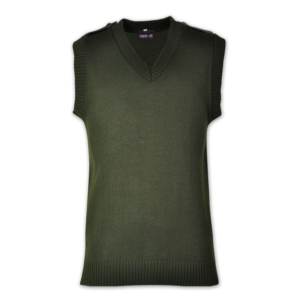 Sleeveless Security Jersey - While stocks last
