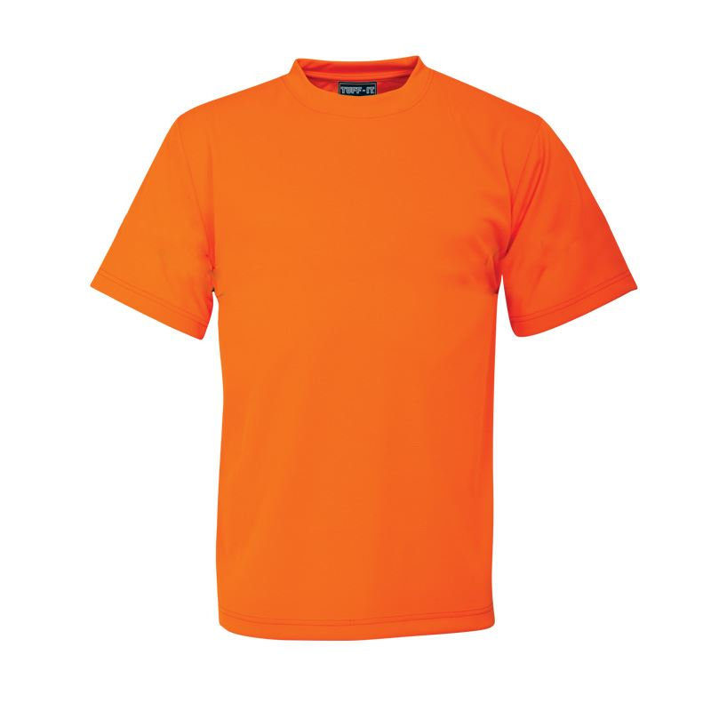 Classic High Visibility T-shirt - Alternative Stock (End of Range) - Only sample orders will be accepted as returns.