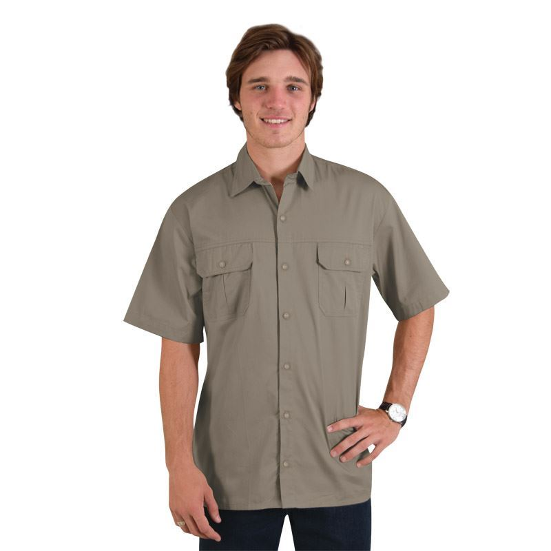 Heavy Duty Bush Shirt - While Stocks Last