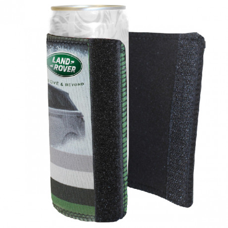 Velcro Can Cooler 300ml with FC Sublimation