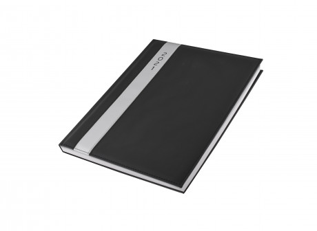 Day Book A5 Diary with 1 Col Print+Free Pen