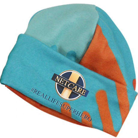Beanie with full col
