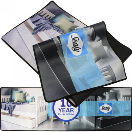Mattress Protector for Double Bed with FC Print