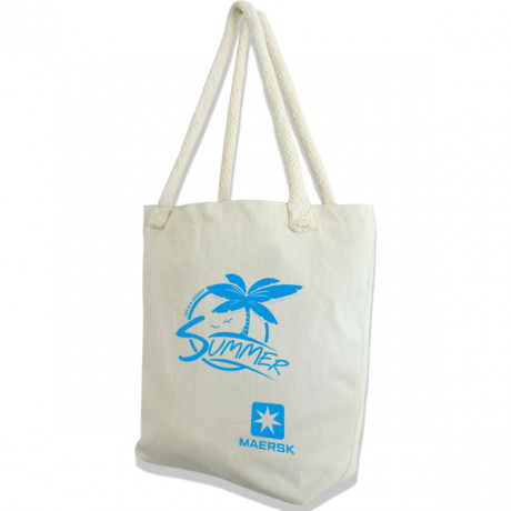 Beachline Tote bag with 1 col