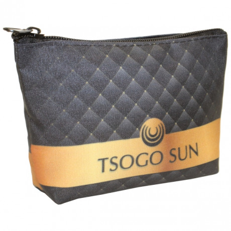 Briella Cosmetic Bag with sublimation