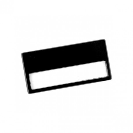 Black badge + Magnet with 1 colour