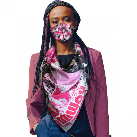 Nora Scarf and Mask Set