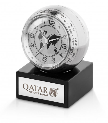 Globetrotter World Clock