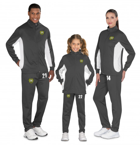 Unisex Championship Tracksuit - Kids and Adult Range