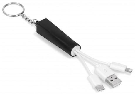 Emit 3-In-1 Connector Cable Keyholder