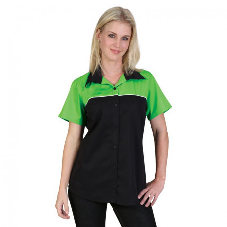 Ladies Traction Pit Crew Shirt